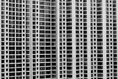 屏 風 (Wilson Au | 一期一会) Tags: eos5dmarkiii canon ef70200mmf4lisusm hongkong monochrome blackandwhite building architecture housing wanchai pattern