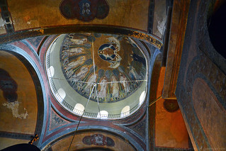 Hagia Sofia (Thessaloniki) / Interior