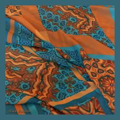 Fabric Designed by, Nira Dabush (Nira Dabush) Tags: textiledesign designer colourfulmagic studio fashion interior scarf tablecloth niradabush berkovitz