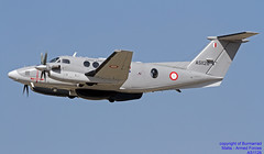 AS1126 LMML 30-04-2018 (Burmarrad (Mark) Camenzuli Thank you for the 11.6) Tags: airline malta armed forces aircraft beechcraft b200 super king air registration as1126 cn bb2016 lmml 30042018