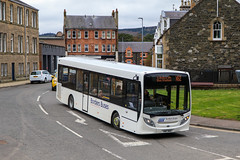 11711 SN17MUC Borders Buses (busmanscotland) Tags: 11711 sn17muc borders buses sn17 muc ad adl alexander dennis e20d enviro 200 enviro200 e200