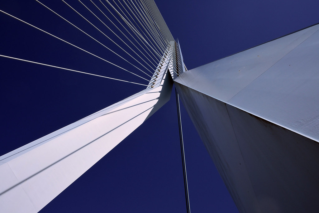 The World S Best Photos Of Erasmusbrug And Netherlands