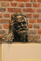 IMG_8108 (Patrick Williot) Tags: exposition vernissage ecuries sculpteur michal peintre genevieve nicolas