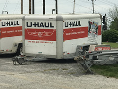 U-Haul Trailer - Weyburn, SK (primemover88) Tags: uhaul trailer canadas moving adventure weyburn sk curling supergraphics