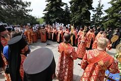 51. День Победы в Лавре 09.05.2018 г