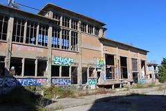 Abattoirs abandonnés (kaneto974) Tags: nozay ruines abandonné usine à cochons