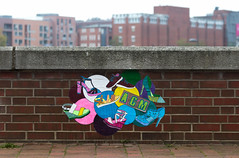 Urban Art (michael_hamburg69) Tags: hamburg germany deutschland acm shoe shoes schuhe urbanart streetart