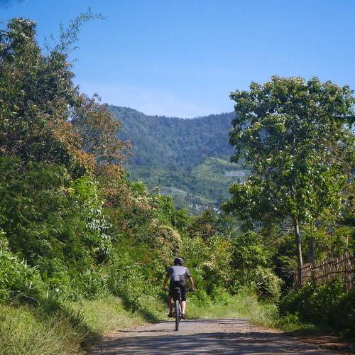 Scenic Road to Kareumbi-Masigit Park