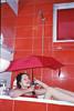 red bathroom (ag sejud) Tags: bathroom shower red