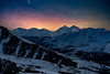Grays and Torreys at Night (Matt Payne Photography) Tags: 14ers colorado grayspeak torreyspeak nightscape night stars