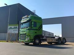 DAF XF FAS (6x2) Super Space Cab (DAF Trucks N.V.) Tags: daf xf fas 6x2 superspacecab