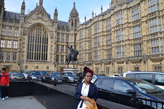 DSC_9101 Auspicious Launch of WINTRADE 2018 at the HOL London. Welcomes top women entrepreneurs from across the globe with a WINTRADE Opening High Tea on the Terraces of the River Thames at the historical House of Lords Bridget from Zambia (photographer695) Tags: auspicious launch wintrade 2018 hol london welcomes top women entrepreneurs from across globe with opening high tea terraces river thames historical house lords bridget zambia