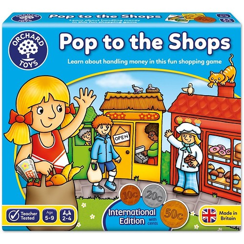 05.Orchard Toys Pop to the Shops International Board Game