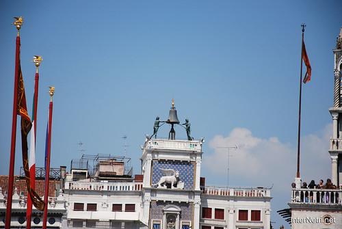 Венеція Площа Святого Марко InterNetri Italy 12
