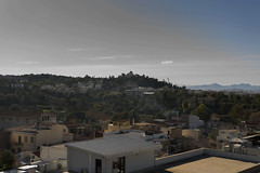 140 € (Ioannis Chrisakis) Tags: chrisakis square roof town travelers sky city view old colors house people athens architectural architect architecture street greece human building monastiraki