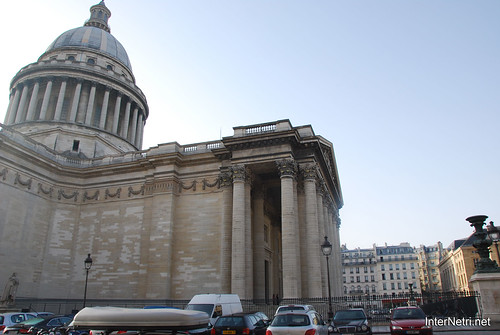 Париж, Пантеон InterNetri  France 046