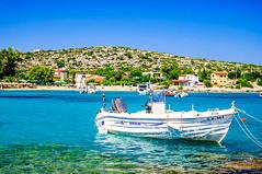Marathi, Crete (Kevin R Thornton) Tags: d90 landscape travel crete marathi mediterranean greece nikon boat harbour transport creteregion gr