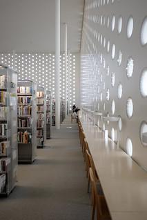 Kanazawa Public Library Umimirai