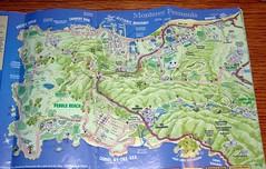 Monterey Brochure (1) (Photo Nut 2011) Tags: monterey california brochure map pebblebeach salinas marina pacificgrove canneryrow carmelbythesea