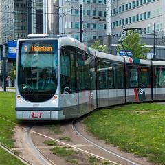 Rotterdamse Electrische Tram (swissgoldeneagle) Tags: tram citadis öv oev rx100m4 rotterdamseelectrischetram 1x1 sony sonycamera ret rotterdamseelektrischetram südholland southholland rx100 zuidholland rotterdam strassenbahn publictransport alstomcitadis alstom öffentlicherverkehr strasenbahn niederlande nl netherlands nederland