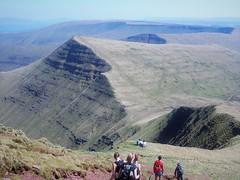 Natural pyramid (David Howarth_08) Tags: mountain landscape brecon beacons sky peak