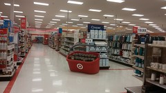 That one looks heavy (Retail Retell) Tags: horn lake ms target retail desoto county 90s wavy neon t1169 p97 décor store