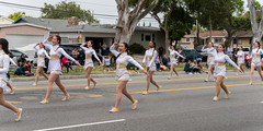 West Torrance High School (mark6mauno) Tags: west torrance high school band flute 59thannualtorrancearmedforcesdayparade 59th annual armed forces day parade 2018 nikkor 70200mmf28evrfled nikon nikond810 d810