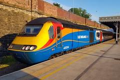 43054 Sheffield 21.05.18 (jonf45 - 4 million views -Thank you) Tags: trains railways br british rail diesel east midlands 43054 hst high speed train inter city 125 class 43