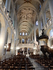 Church of Saint-Étienne-du-Mont (John Steedman) Tags: church saintétiennedumont フランス france frankreich frankrijk francia parigi parijs 法国 パリ 巴黎