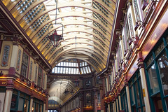 Leadenhall Market (Adam Swaine) Tags: london city cities ec3 leadenhall england english britain british market uk canon 2018 historicalbuildings buildings