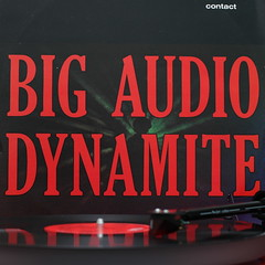 I'm on the right track. (allremixes) Tags: big audio dynamite bad contact 12 inch vinyl collection