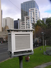 Weather Station, Melbourne