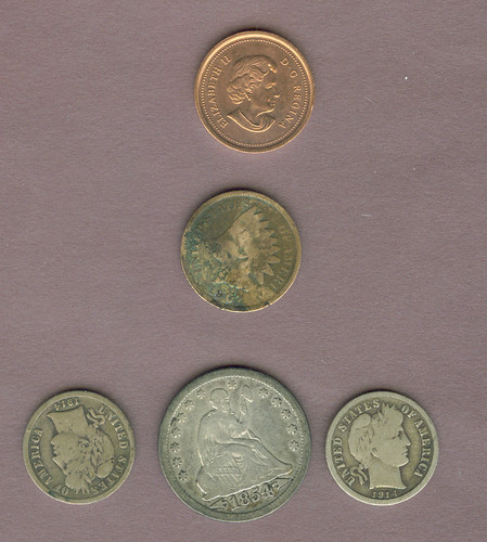 Canadian Old Coins Value