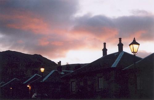 highland gloaming