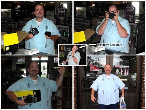 New Camera Nikon D200