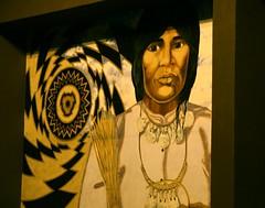Fine Arts Building (Hotash) Tags: california county carnival art oklahoma beard mural native fair 2006 american pomo press genocide vendetta basketry ukiah carranco genocideandvendetta