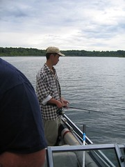IMG_1201 (crfleury) Tags: fishing bass stlawrenceriver massenany