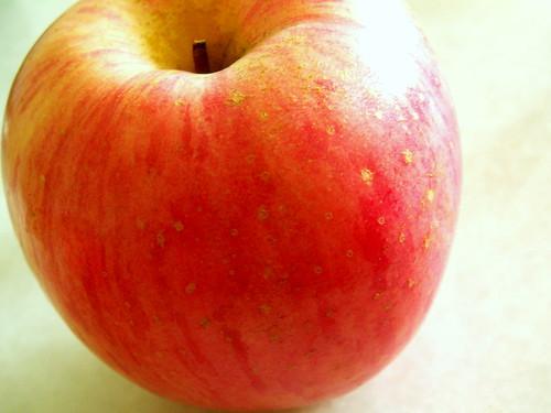 Red china fuji apple