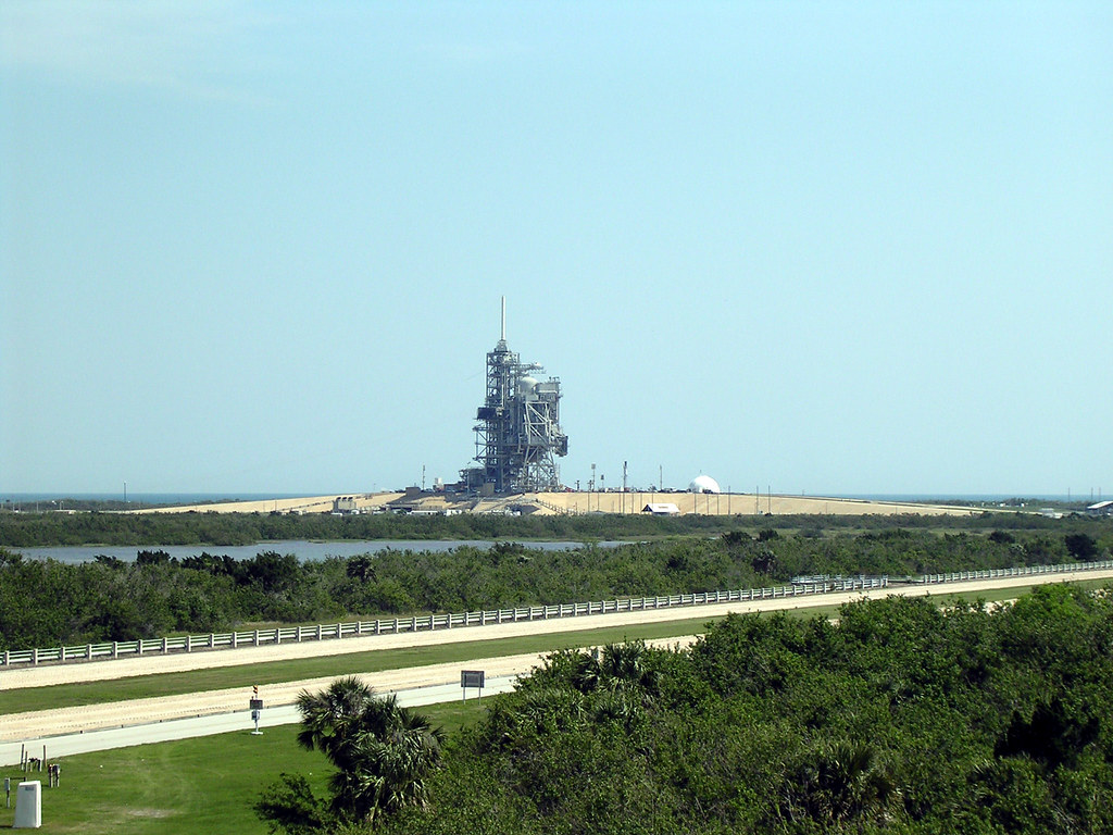 Launch Complex 39 - Pad A