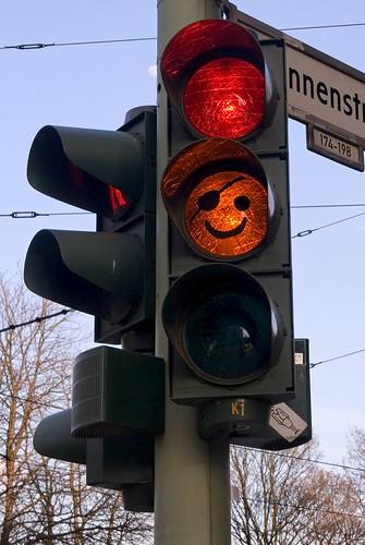 Run a Red Light