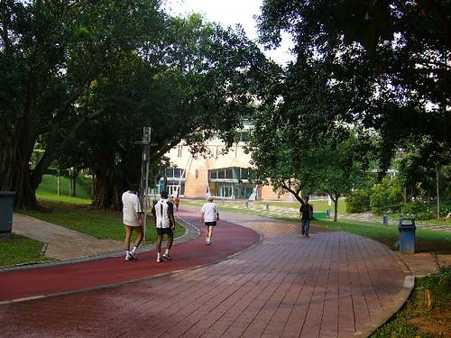 Jogging track,KLCC