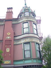 A painted lady (willkenny) Tags: sanfrancisco victorian paintedlady victorianhome