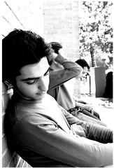 (zoghal) Tags: boy sleeping people bw man him persian alone iran sleep lonely iranian asleep parham