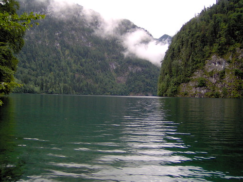 Lake Konigssee speak English