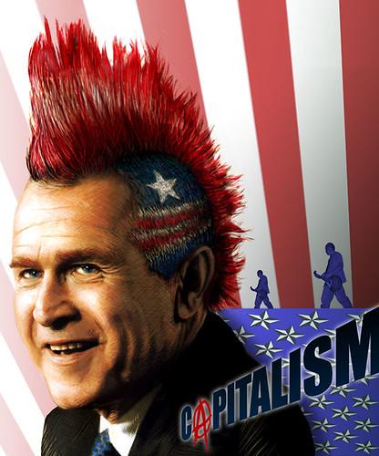 Bush Konserwatywny Punk