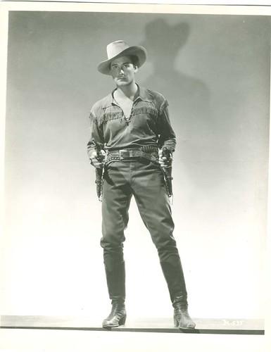 Cowboy Errol Flynn by rodridge119.