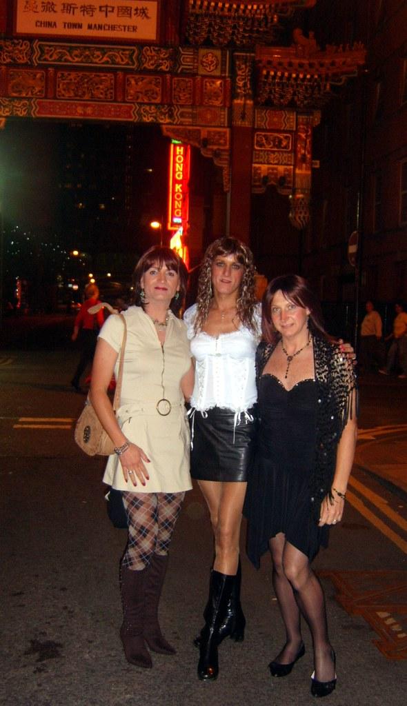derby crossdressing and transvestite group