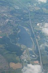 Strathclyde Park flight (babelwebuk) Tags: park scotland flight over strathclyde lanarkshire
