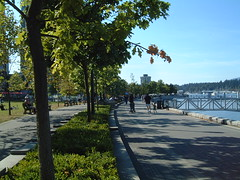 Sea Wall (wasme) Tags: vancouver britishcolumbia coalharbour