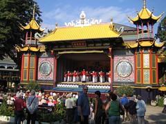 Tivoli stage